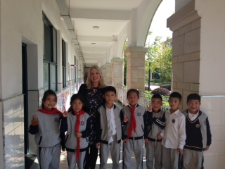 Parkhall Integrated College goes to China | Integrated