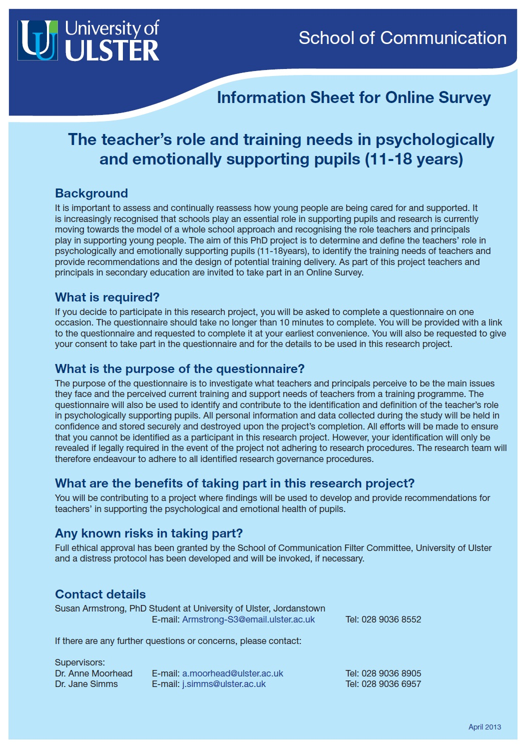 Consultations | Integrated Education Northern Ireland